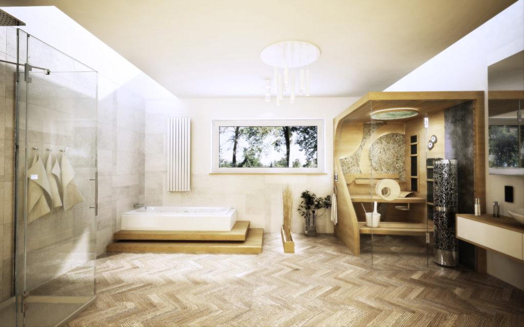 Sauna do domu organic camomile
