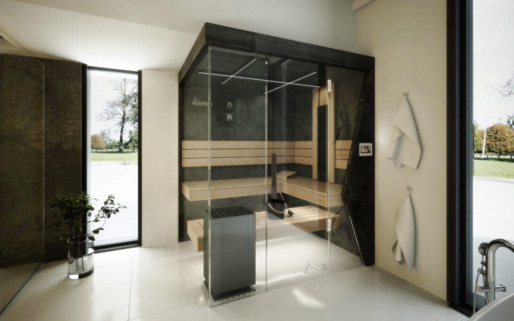 urban black sauny